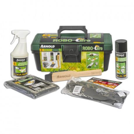 Pflegeset AR50 für Mähroboter und Rasenmäher