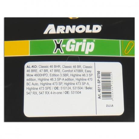 ARNOLD X-Grip Keilriemen SPZ 750