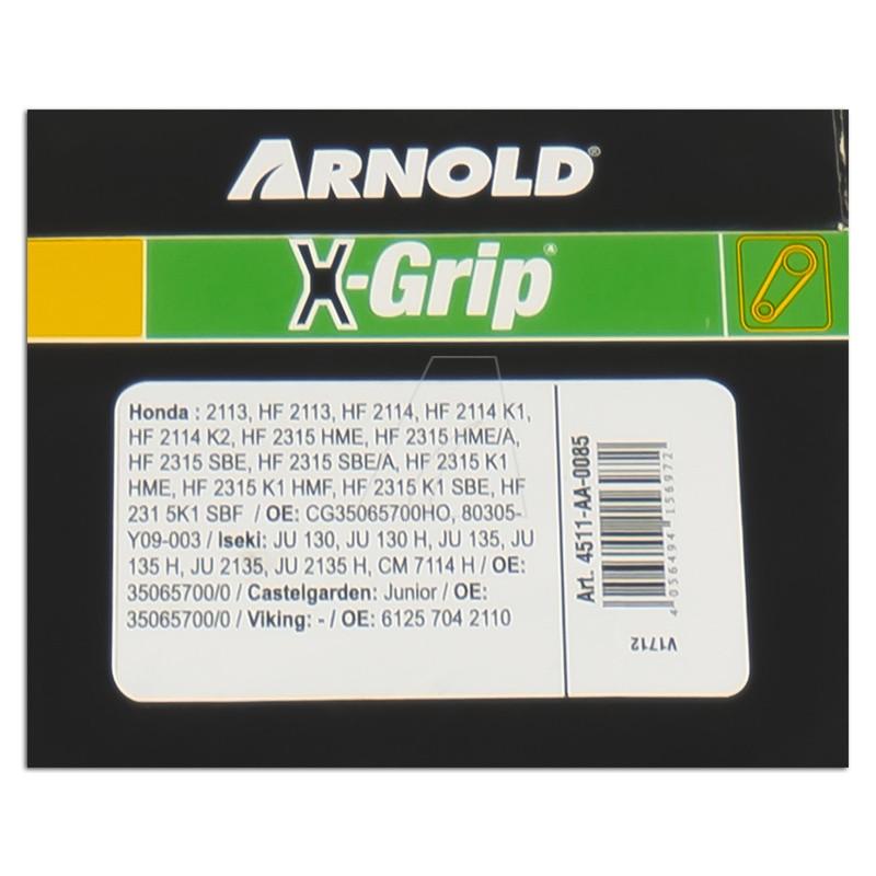 Sechskantkeilriemen ARNOLD X-Grip AA 85, 4511-AA-0085