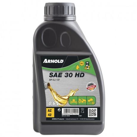 Motoröl SAE 30/HD, 0,6 Liter