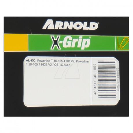 ARNOLD X-Grip Keilriemen 4L 1000