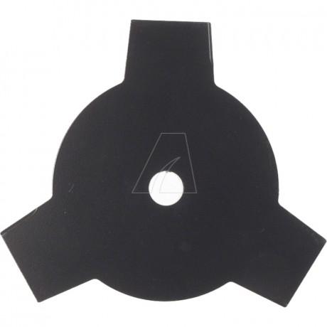 Mähmesser 255 mm, 3 Zahn, ZB Ø 25,4 mm, 1,4 mm