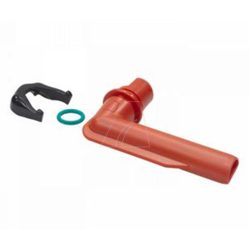 Ersatzstutzen für Rapidon 6 Kraftstoffkanister 6011-X1-0211, 6011-X2-0211