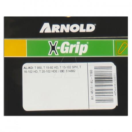 ARNOLD X-Grip Keilriemen 4L 1160