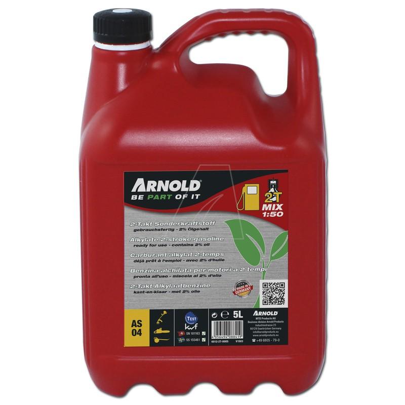 ARNOLD 2T Sonderkraftstoff, 5 Liter, 6112-2T-0005