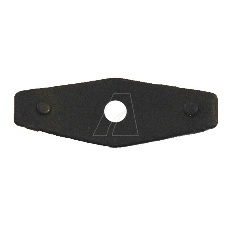 Sicherungsblech MTD 736-0524B, 1025-M6-0034
