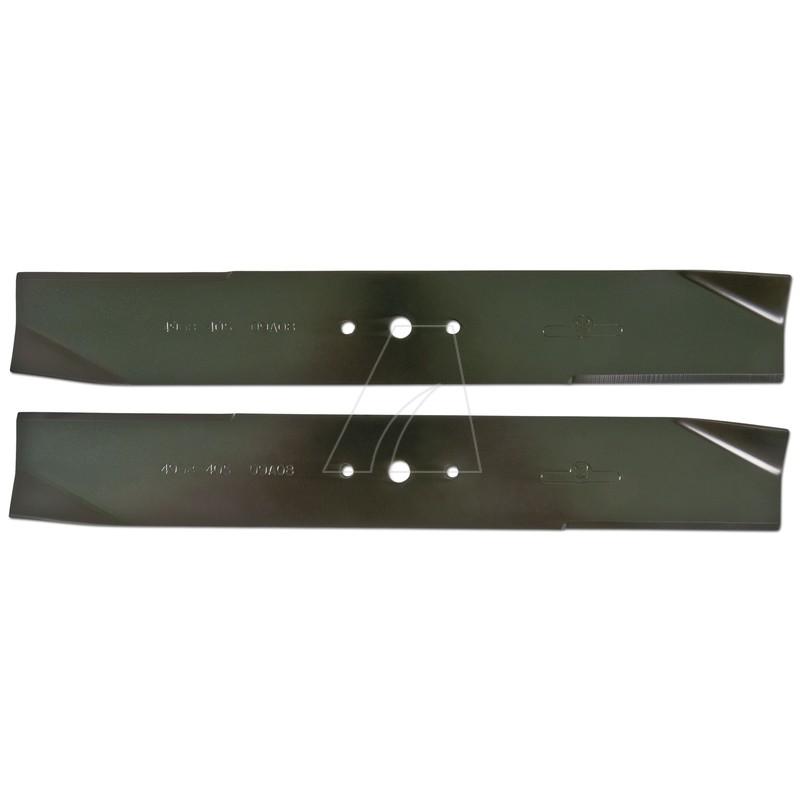 Messer-Set für MTD 34 cm Akku-Rasenmäher, 1111-M6-0158
