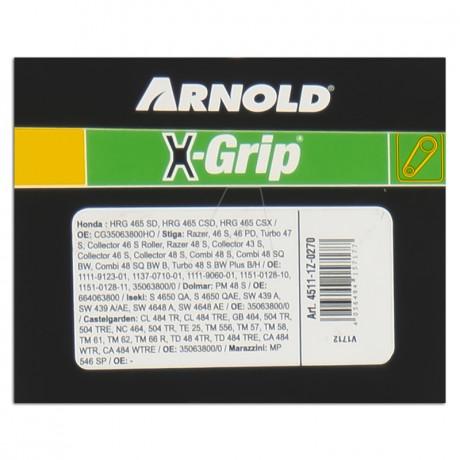 ARNOLD X-Grip Keilriemen Z 27