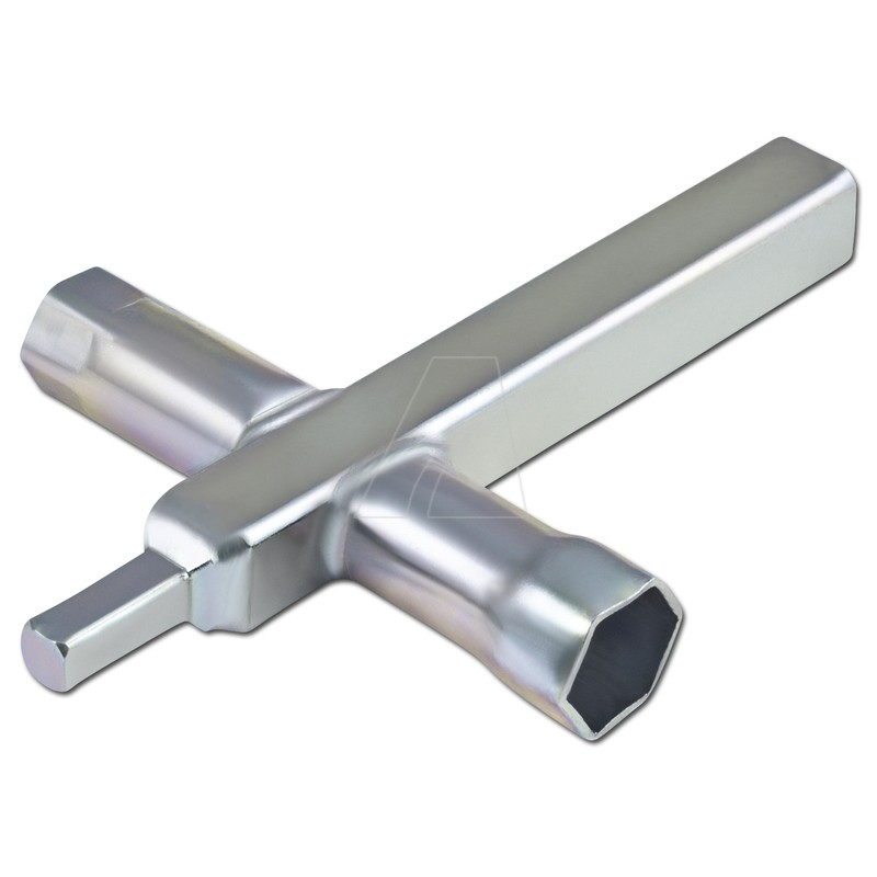Zündkerzenschlüssel mit Vierkant für Ölablassschrauben, 3121-U1-0003
