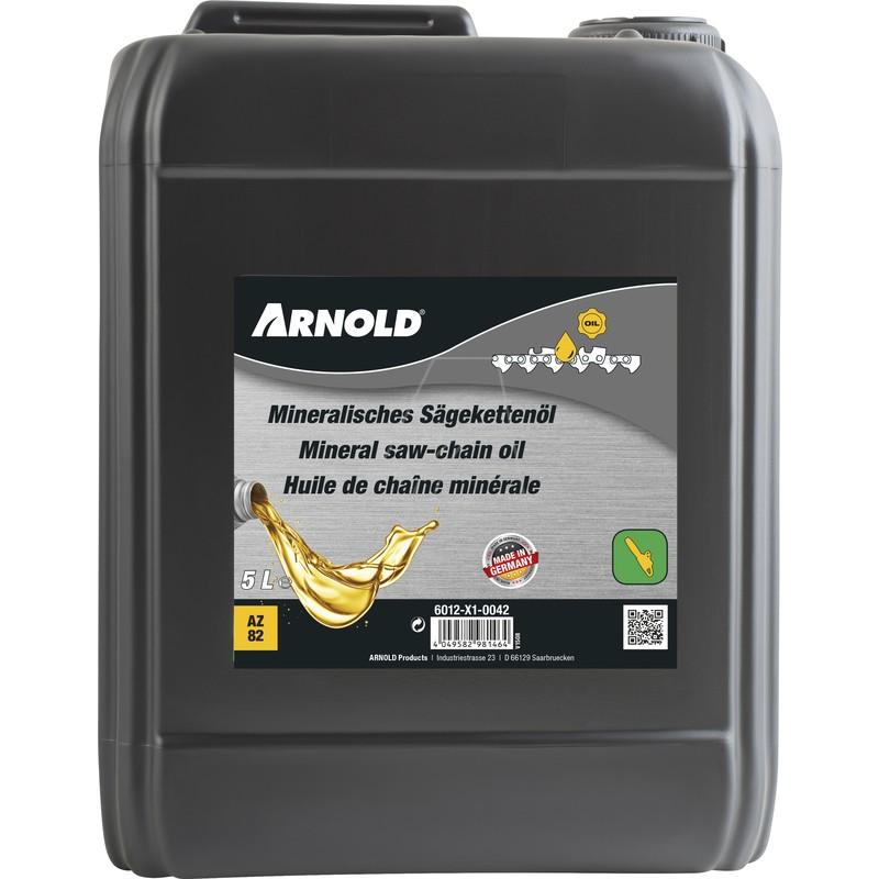 Sägekettenhaftöl, mineralisch, 5 Liter, 6012-V1-0042