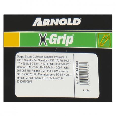 Sechskantkeilriemen ARNOLD X-Grip AA 86