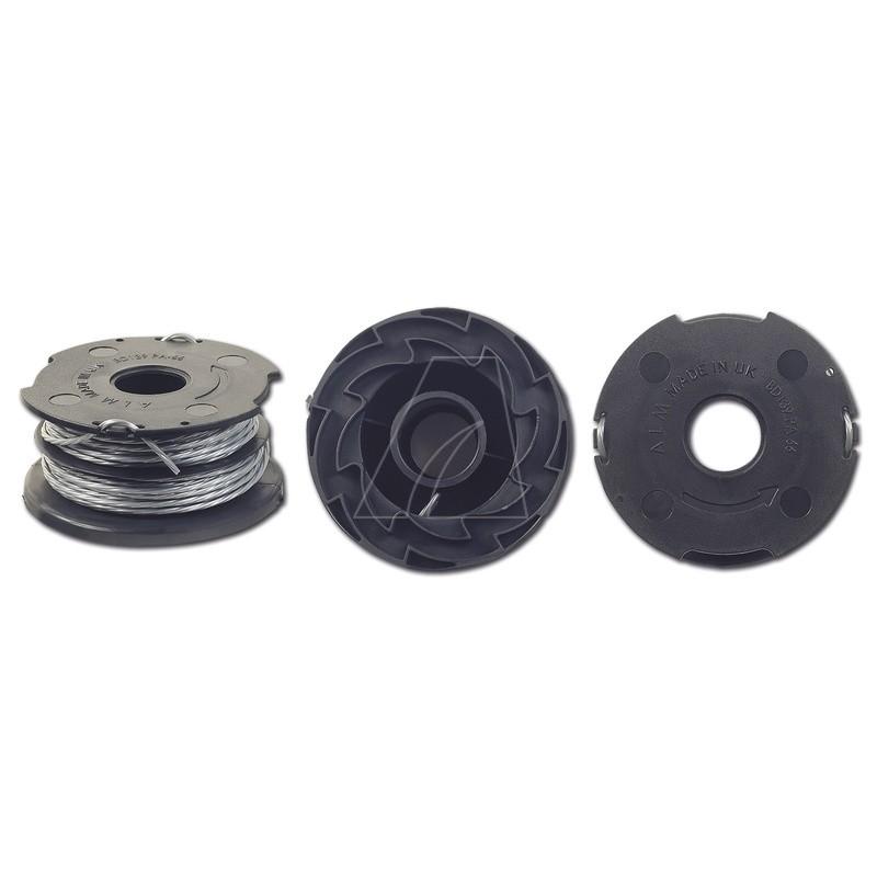 Trimmerspule passend für Black & Decker ..., 1083-B2-0001