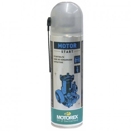MOTOREX Motor Start Starthilfespray, 500 ml