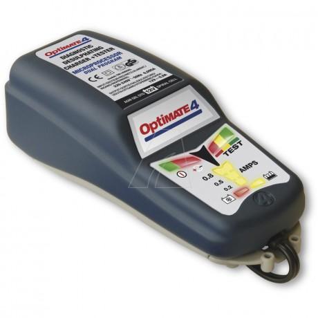 Optimate 4 Dual Batterie-Ladegerät 12V
