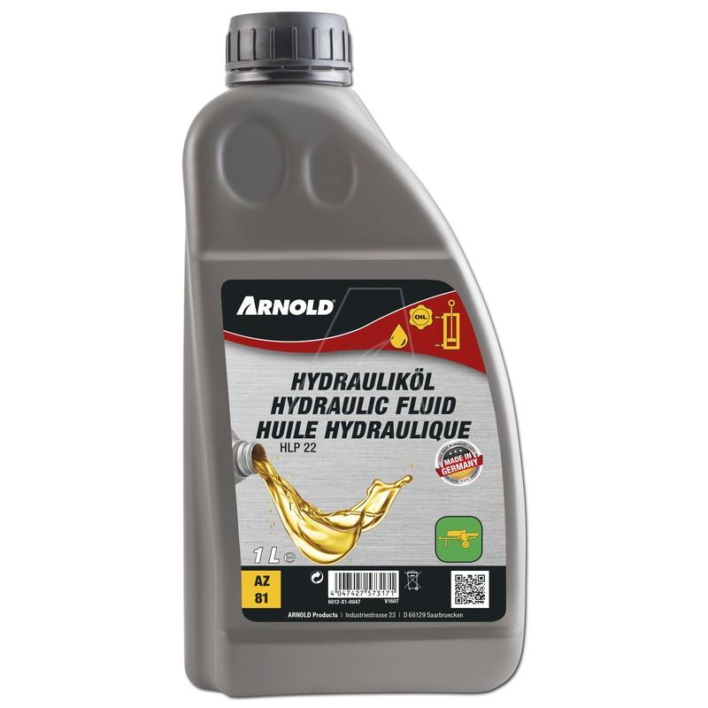 Hydrauliköl HLP22, 1 Liter, 6012-X1-0047
