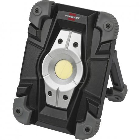 Brennenstuhl Akku LED-Strahler 10 W, IP54, mit USB Ladebuchse