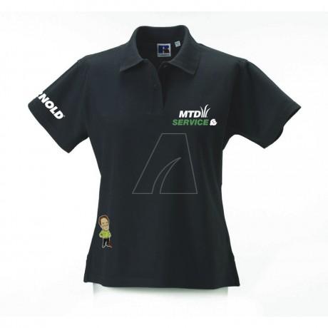 ARNOLD Poloshirt Damen, Größe XL