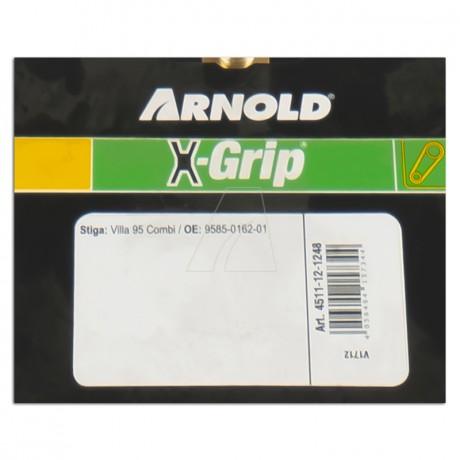 Zahnriemen ARNOLD X-Grip STD 120 S 8M 1248