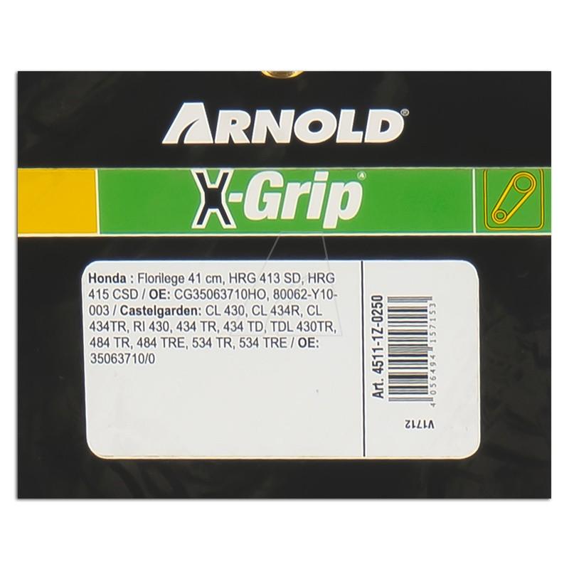 ARNOLD X-Grip Keilriemen Z 25, 4511-1Z-0250