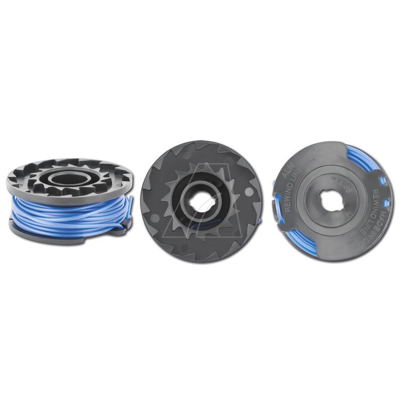 Trimmerspule passend für Bosch ART23 SL, Ryobi, Greenworks, 1083-B3-0013