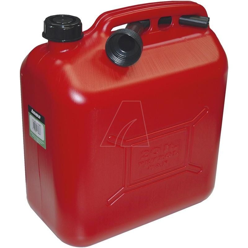Kraftstoffkanister 20L, rot, 6011-X1-7005