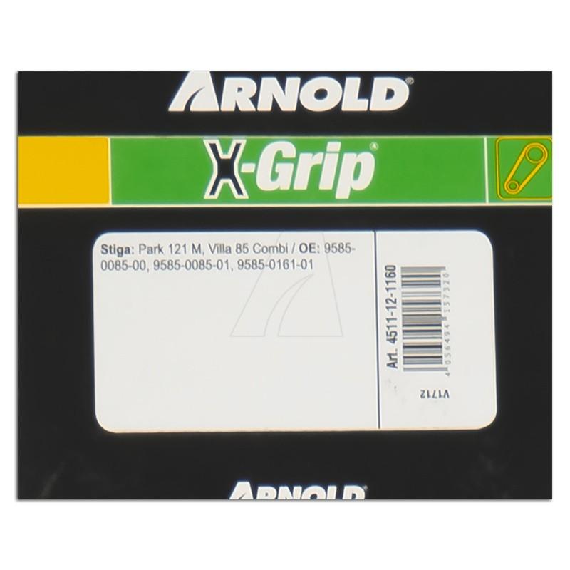 Zahnriemen ARNOLD X-Grip 120 S 8M 1160, 4511-12-1160