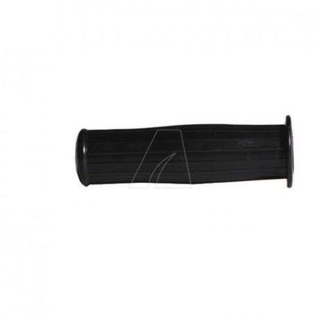 PVC-Handgriff cyra schwarz 22 mm Innendurchmesser 100 mm Innenlänge