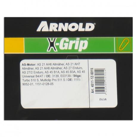 ARNOLD X-Grip Keilriemen Z 31,5