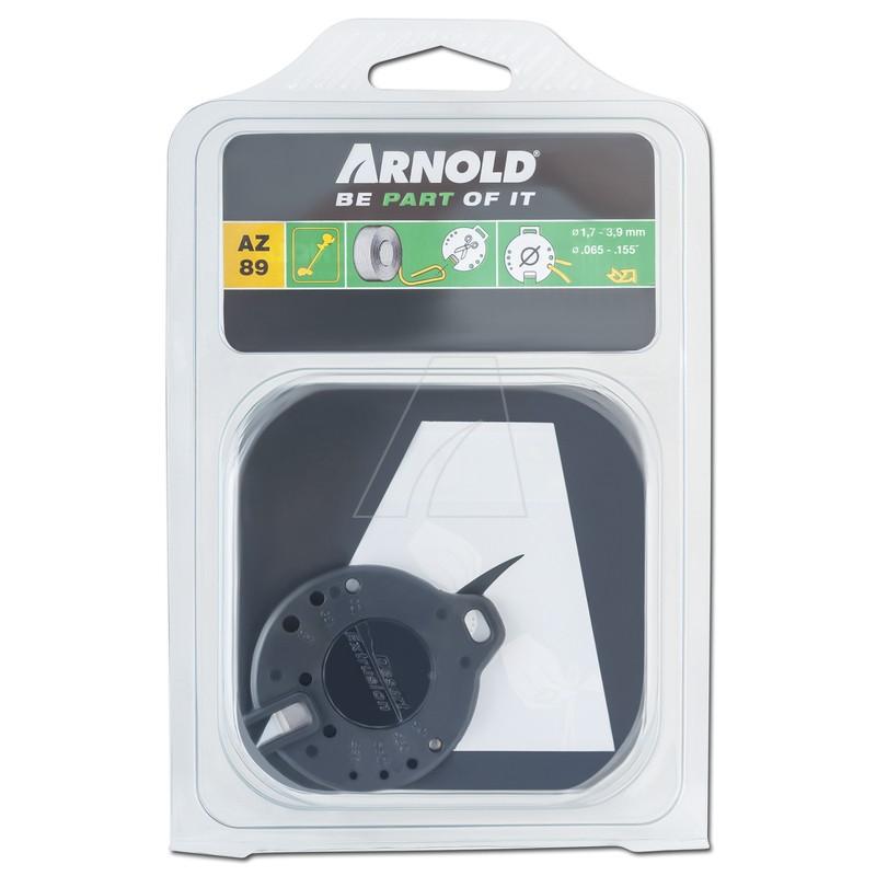 rot gedreht rund 2.4mm x 15m Arnold 1082-U3-2415 Trimmerfaden AF 3.1