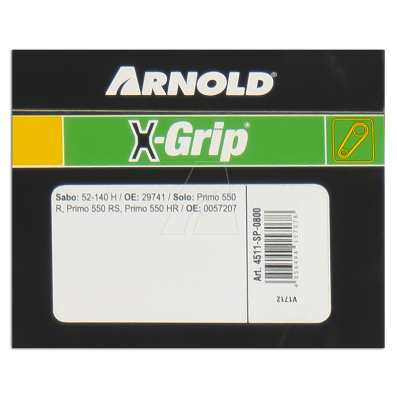 ARNOLD X-Grip Keilriemen SPZ 800, 4511-SP-0800