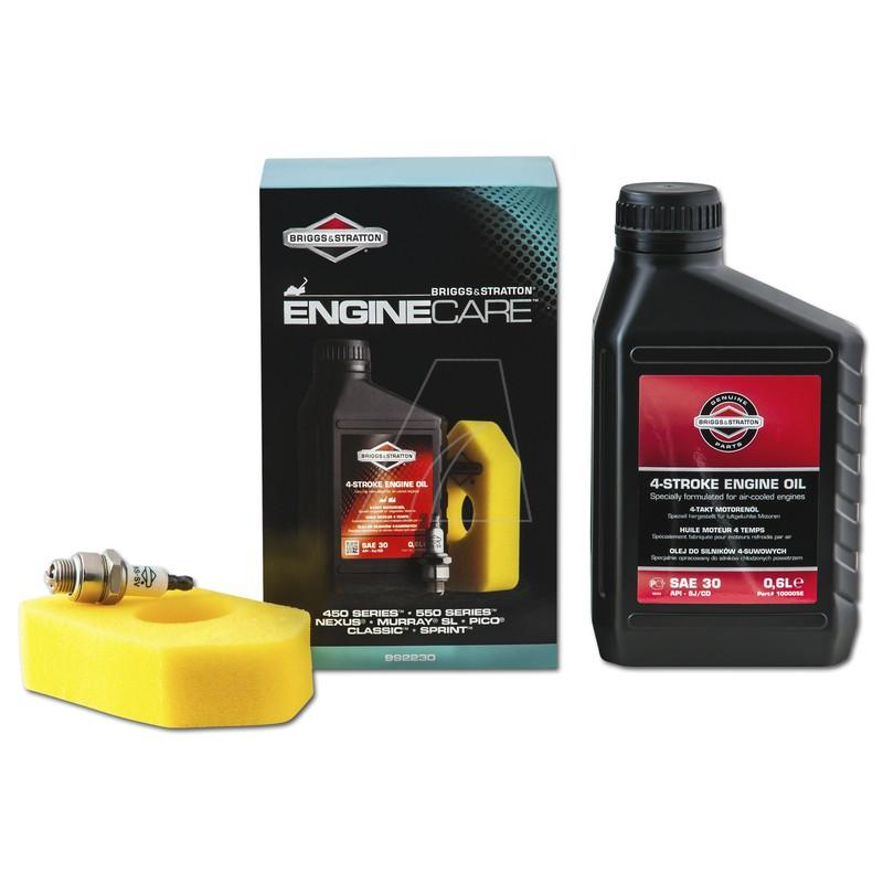 Motor Wartungskit Briggs & Stratton Classic, Sprint, 450 - 550 Series, BS-992230
