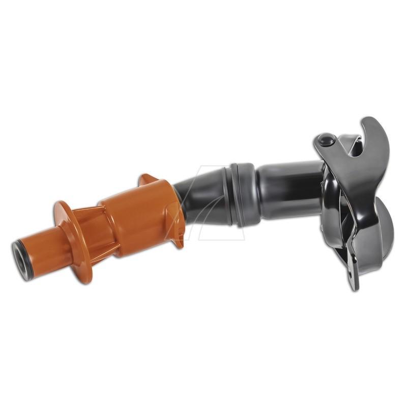 Sicherheitsausgießer AZ97 für 5L und 10L Metallkanister, 6011-X1-2006