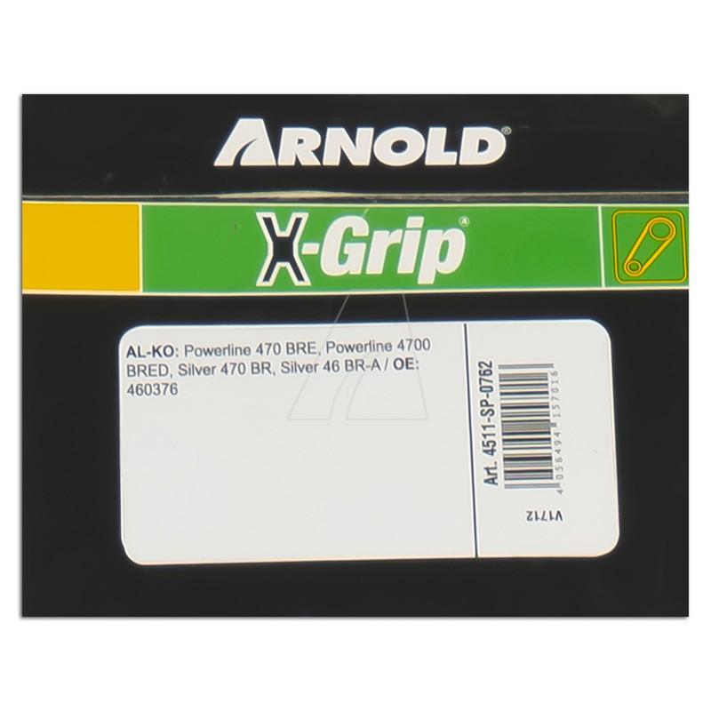 ARNOLD X-Grip Keilriemen SPZ 762, 4511-SP-0762