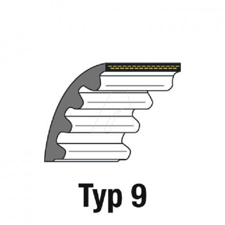 Zahnriemen HTD 295-5M-12