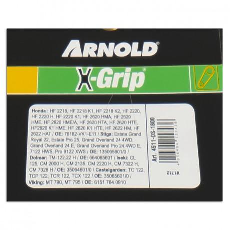 Doppelzahnriemen ARNOLD X-Grip 25-DS8M-1800