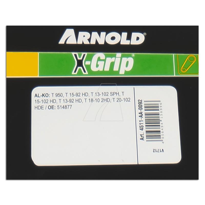 Sechskantkeilriemen ARNOLD X-Grip AA 92, 4511-AA-0092
