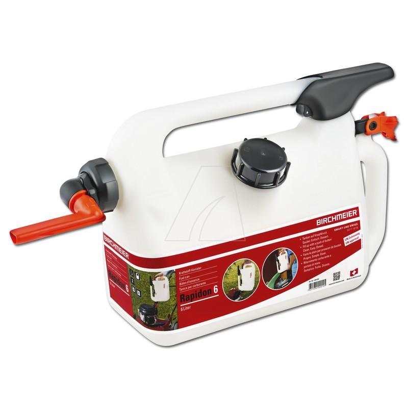 "Birchmeier Kraftstoffkanister ""RAPIDON 6"", 6 L, 6011-X1-0211"