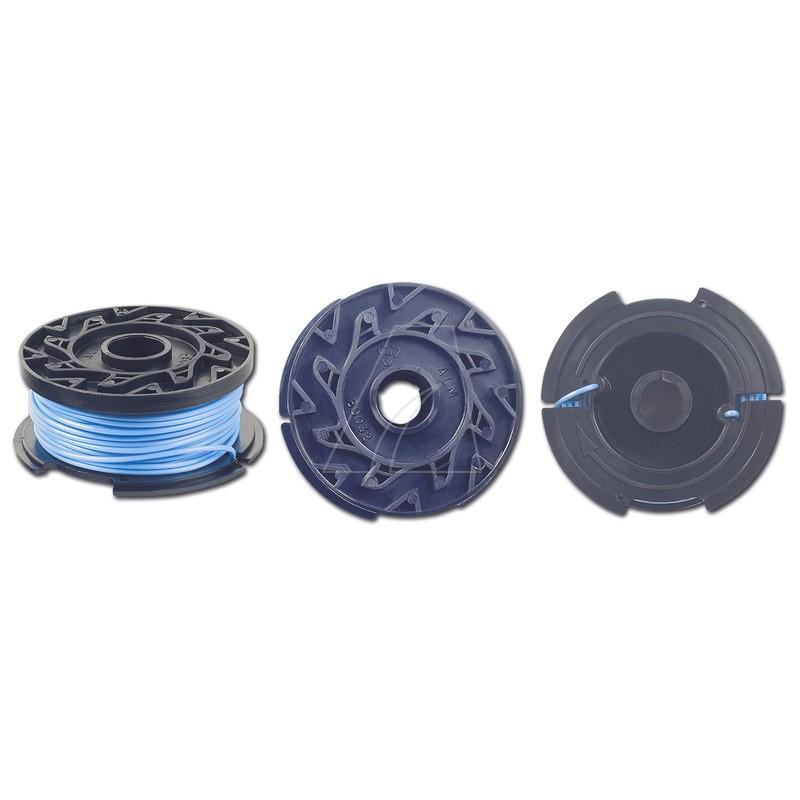 Trimmerspule passend für Black & Decker, Grass Hog ..., 1083-B2-0003