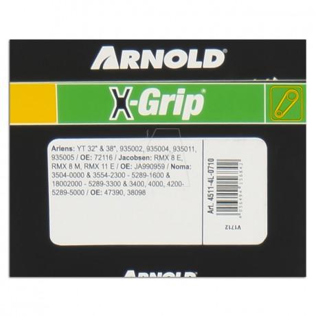 ARNOLD X-Grip Keilriemen 4L 710
