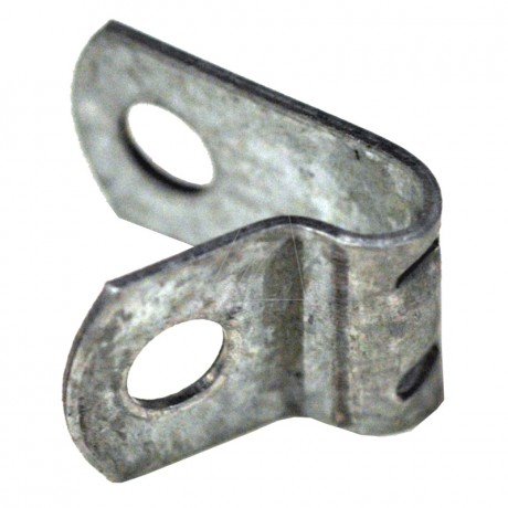 Kabelklemme geschraubt, Ø 4,76mm