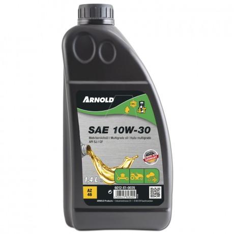 Motoröl SAE 10W-30, 1,4 Liter