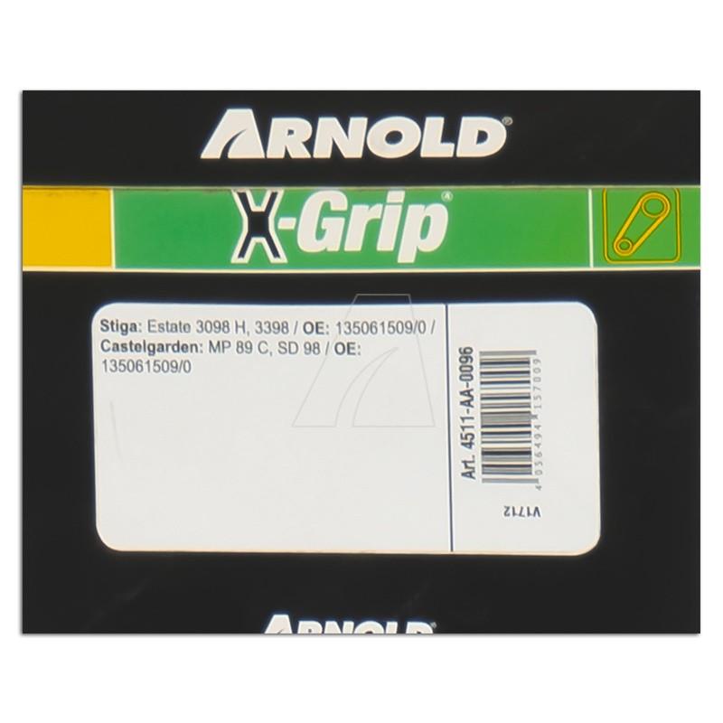 Sechskantkeilriemen ARNOLD X-Grip AA 96, 4511-AA-0096