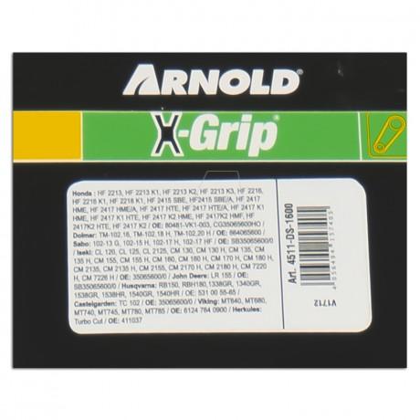 Doppelzahnriemen ARNOLD X-Grip 20-DS8M-1600