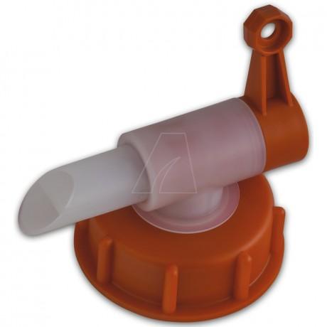 Auslaufhahn für 20 Liter Kanister