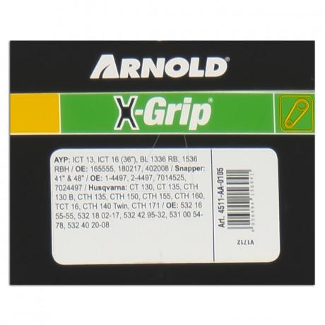 Sechskantkeilriemen ARNOLD X-Grip AA 105