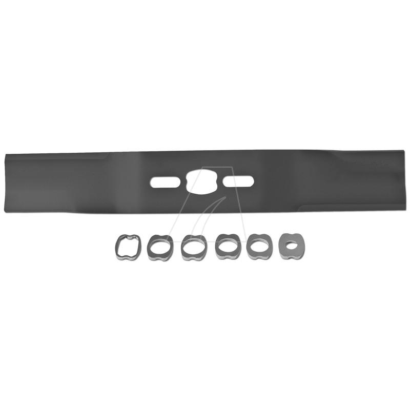 38 cm Universal Messer für Motorrasenmäher, 1011-U2-0380