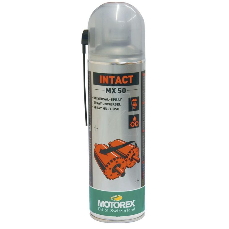 MOTOREX Intact MX 50 Universal-Schmierspray, 500 ml, 6021-U1-0063