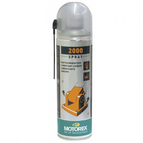 MOTOREX 2000 Haftölspray, 500 ml