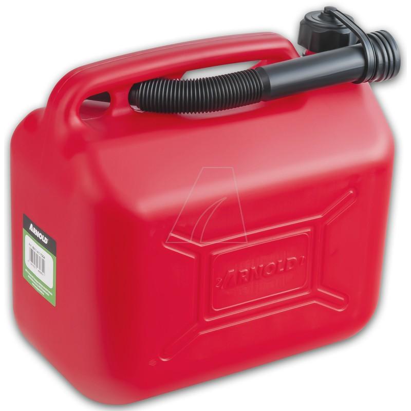 Kraftstoffkanister 10L, rot, 6011-X1-7004