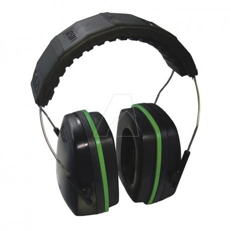Gehörschutz Profi - Edelstahlbügel - SNR 28 dB